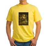 Rackham's Hut in the Forest Yellow T-Shirt