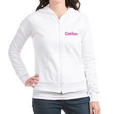 """""""Carlee"""" Fitted Hoodie"""