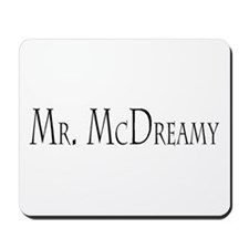 Mr. McDreamy Mousepad