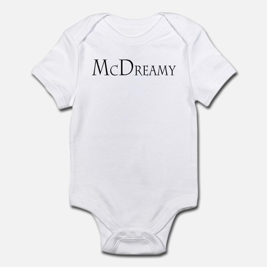 McDreamy Infant Bodysuit