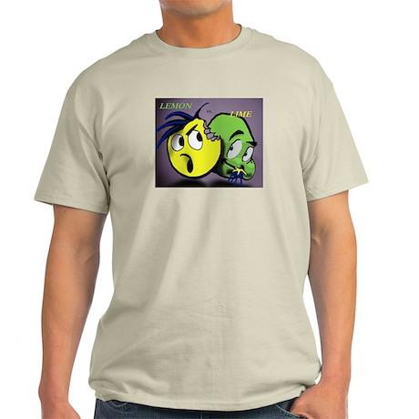 LEMON VERSUS LIME Light T-Shirt