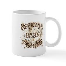 Official Barn T-Shirt, Mug