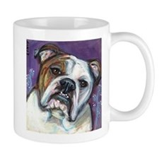 Portrait of an English Bulldog Mug