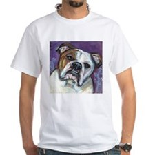 Portrait of an English Bulldog T-Shirt