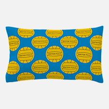 Water Polo Balls Pillow Case