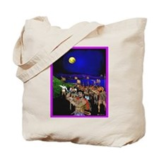 Tote Bag, Midnight Invaders