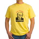 Berkhof (spell check'd) Yellow T-Shirt