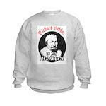 Sibbes (spell check'd) Kids Sweatshirt