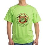 Get schooled @ TeamPyro Green T-Shirt