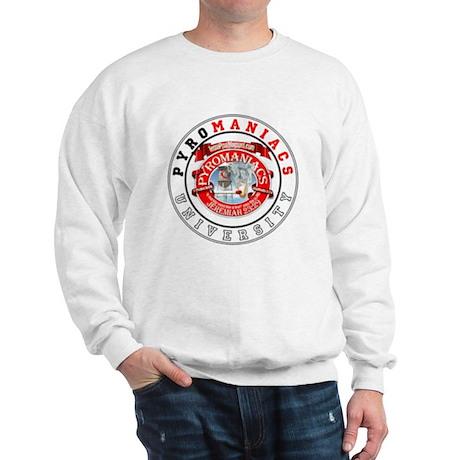 Get schooled @ TeamPyro Sweatshirt