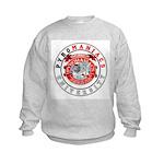 Get schooled @ TeamPyro Kids Sweatshirt
