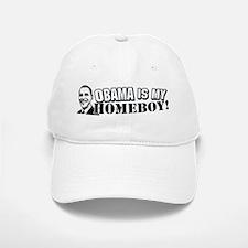 Obama is my Homeboy 2008 Baseball Baseball Cap
