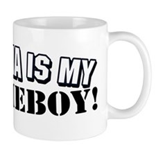 Obama is my Homeboy 2008 Mug