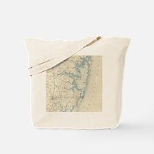 Cool Ocean city maryland Tote Bag