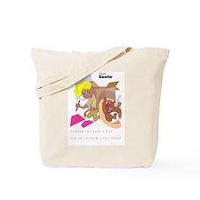 Dear Santa Stuff Tote Bag