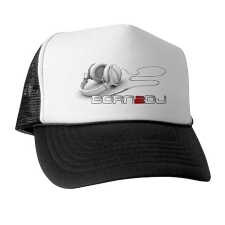 Born2DJ1 Trucker Hat