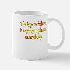 The Key To Failure Mug