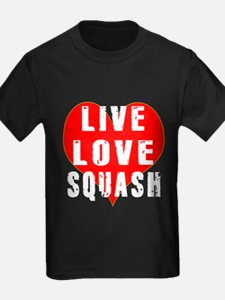 Live Love Squash T