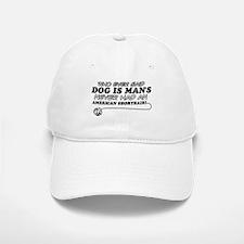 American Shorthair Cat Designs Baseball Baseball Cap
