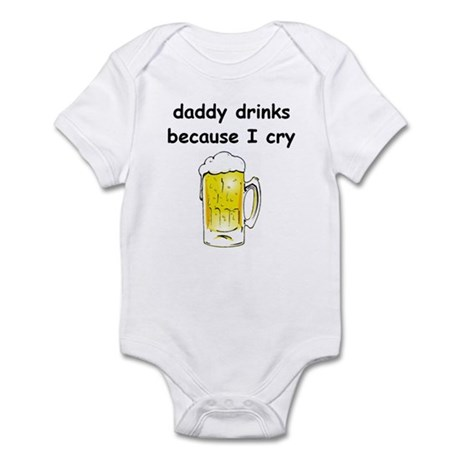 daddydrinks2 Body Suit