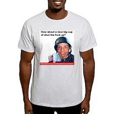 Say something Like Casey Ash Grey T-Shirt