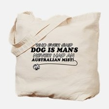 Australian Mist Cat Designs Tote Bag
