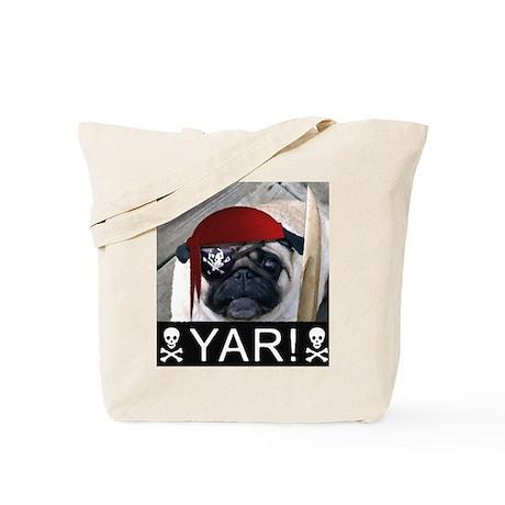 Yarr tote bag