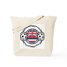 Hawaii Soccer Tote Bag