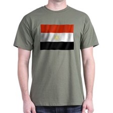 Pure Flag of Egypt T-Shirt