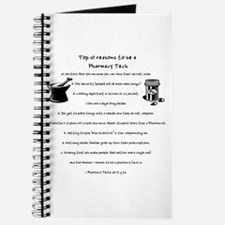 Pharmacy Tech Top 10 List Journal