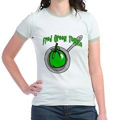 Fried Green Tomato Jr. Ringer T-Shirt