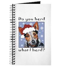 Red Heeler Do you Herd? Journal