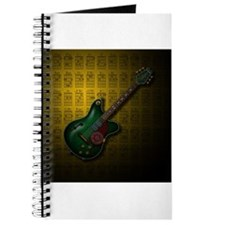 KuuMa Guitar 09 (Y) Journal