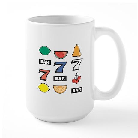 Slots Large Mug