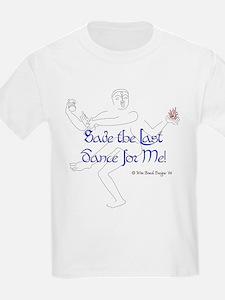 Shiva's Last Dance Kids T-Shirt