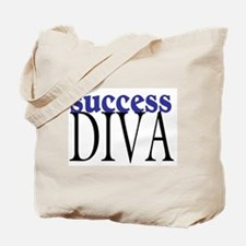 Success Diva Tote Bag