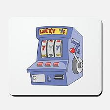 Slot Machine Mousepad