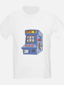 Slot Machine Kids T-Shirt