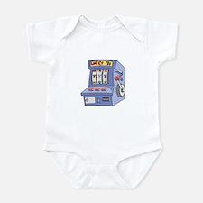 Slot Machine Infant Bodysuit