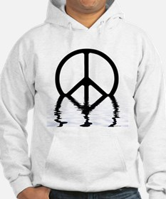 Peace Sign Sinking Hoodie