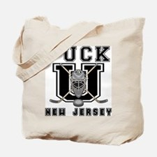 New Jersey Hockey Tote Bag