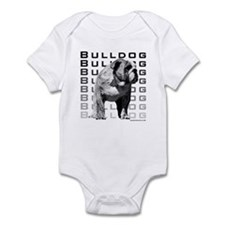 Urban Bulldog I Infant Bodysuit