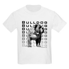 Urban Bulldog I Kids T-Shirt