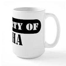Property of Tisha Mug