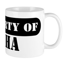 Property of Tisha Coffee Mug