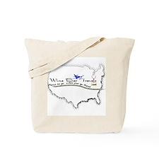 WBtravels Tote Bag