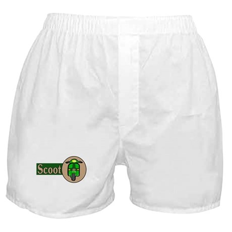 Scoot Boxer Shorts