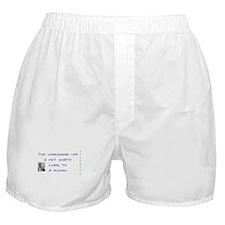 Life - Boxer Shorts