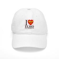 I Love Elmo, Alaska Baseball Baseball Cap