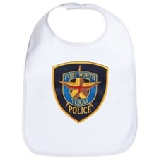 Fort Worth Police Bib